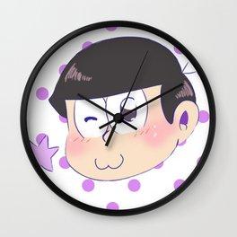 Totty Wall Clock