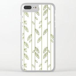 tarzan Clear iPhone Case