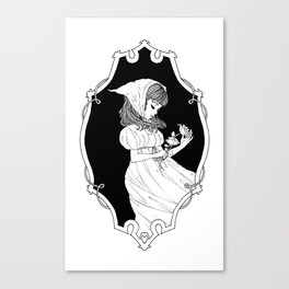 Gerda Canvas Print