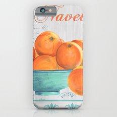 Valencia 3 iPhone 6s Slim Case
