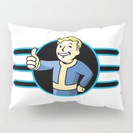 Fallout 4 Vault Boy Thumbs Up Pillow Sham