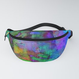 Glowing Poetry Fanny Pack