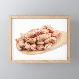 Beans Framed Mini Art Print