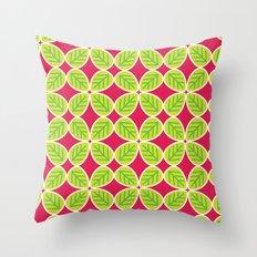 Primrose Collection 4 Throw Pillow