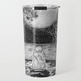 The Moonlight Bather Travel Mug