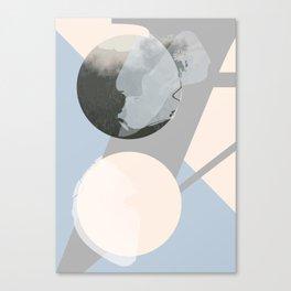 Woodsman 01 Canvas Print