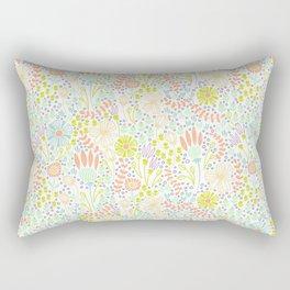 May Blooms Rectangular Pillow