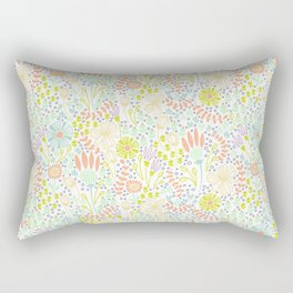 May Blooms Rectangular Pillow