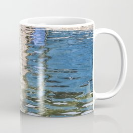 Reflecting Blues Coffee Mug