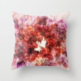 Onew Throw Pillow