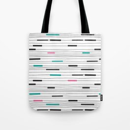 Simple paths Tote Bag