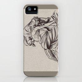 Pieta, St-Paul, London iPhone Case