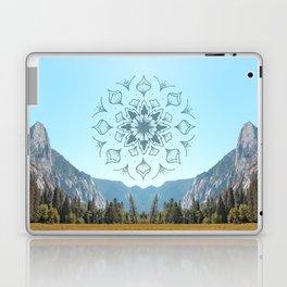 Gross Motif in Yosemite Valley Laptop & iPad Skin