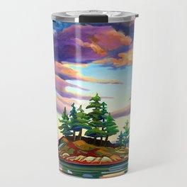 Skedans Islet Travel Mug