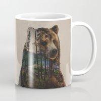 lake Mugs featuring Bear Lake by Davies Babies