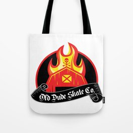 ODS Barn Burner Tote Bag