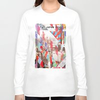 japan Long Sleeve T-shirts featuring Japan by Stylegrafico