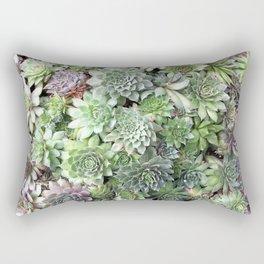 Desert Flower I Rectangular Pillow