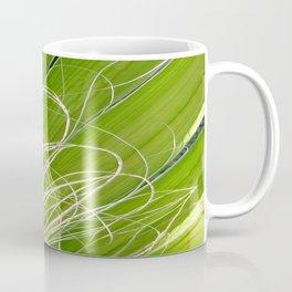 Palm Fan Art Coffee Mug
