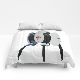 Portal Aperture Turret Comforters