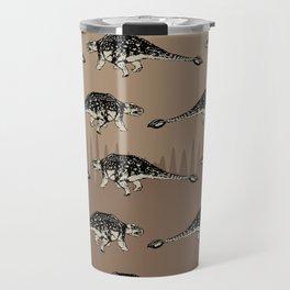 ChocoPaleo: Ankylosaurus Travel Mug