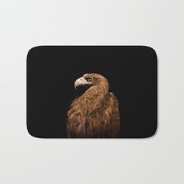 Aquila chrysaetos Golden eagle Bath Mat