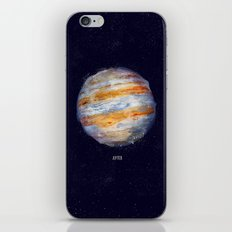 Jupiter iPhone & iPod Skin