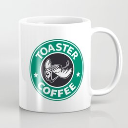 Toaster Coffee Coffee Mug