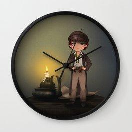 Chibi Eponine Wall Clock