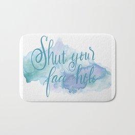 Shut it Bath Mat