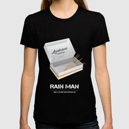 Rain Man - Alternative Movie Poster T-shirt