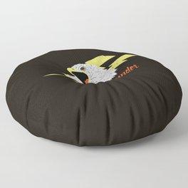 Screaming Eagle (Rolling Thunder) Floor Pillow
