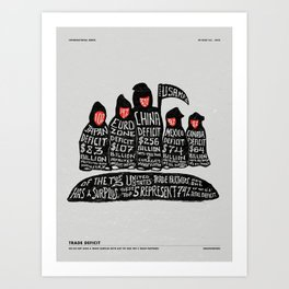 GRAVEDIGGERS Art Print