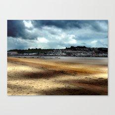 Instow beach Canvas Print