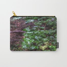 Gnarled vines & Ivy on a Misty Day Carry-All Pouch