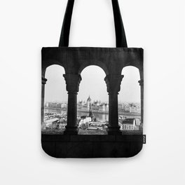Room with a view. Tote Bag