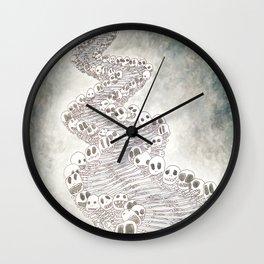 CAMINOALAMUERTE Wall Clock