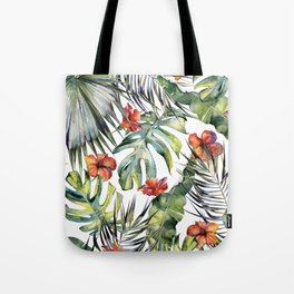 TROPICAL GARDEN 5 Tote Bag