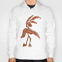 greg guillemin Hoodies featuring Rain Dancer by Greg Phillips by SquirrelSix