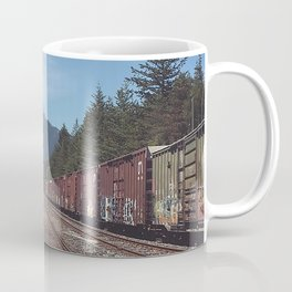 Mountain Railway Coffee Mug