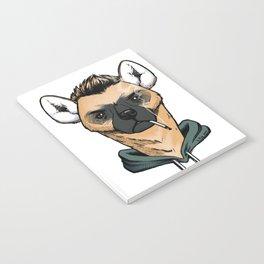 Smoking Hyena Notebook