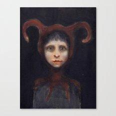 TamTam Canvas Print