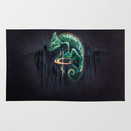 Scaly Creeper Rug