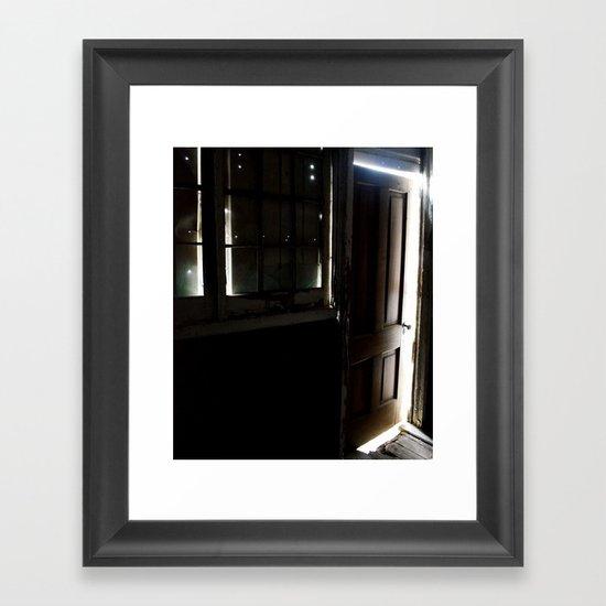 Ridgefarm, IL  Framed Art Print