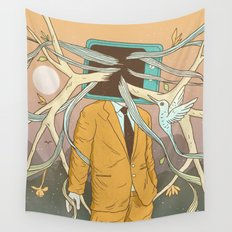 Permeating Wall Tapestry
