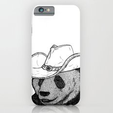 Cowboy Panda iPhone 6s Slim Case