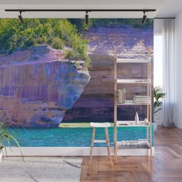 Michigan's_Pictured_Rocks Wall Mural