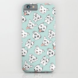Pittie Pittie Please! 3 iPhone Case