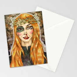 Ain't No Grave Stationery Cards