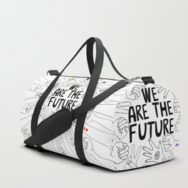 We Are The Future Tattoos Part 2 Duffle Bag